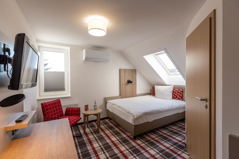 Klima-Komfort Zimmer